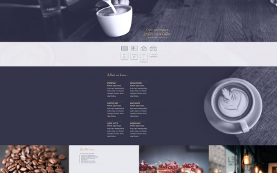 4 Free Divi Theme Templates