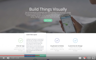 Divi Dashboard Gives You Video Help