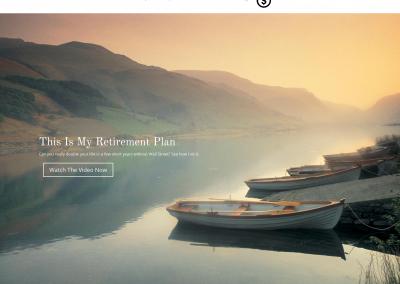 Landing Page Websites
